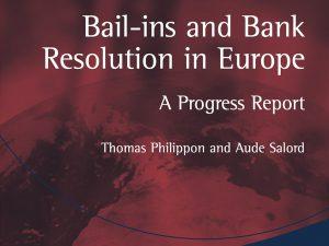 Bail-ins et résolution bancaire en Europe