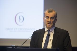 Ouverture - François Villeroy de Galhau(1)
