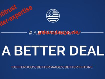 """Le """"Better Deal"""": une mauvaise réforme du contrôle US des concentrations"""