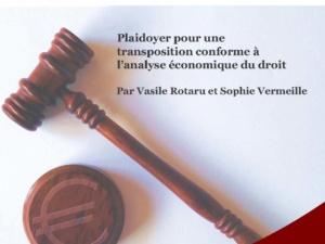 La Directive Restructuration : un texte sans socle intellectuel cohérent, mais une opportunité unique pour la France